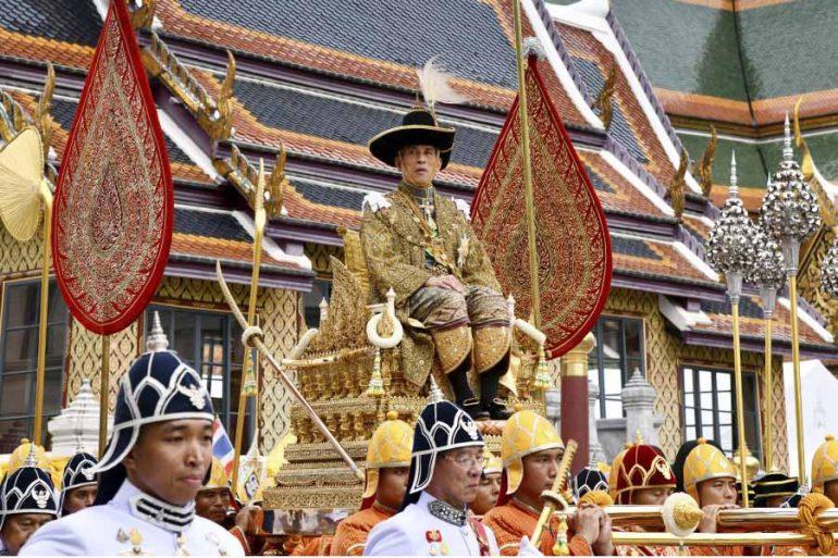 rey tailandia