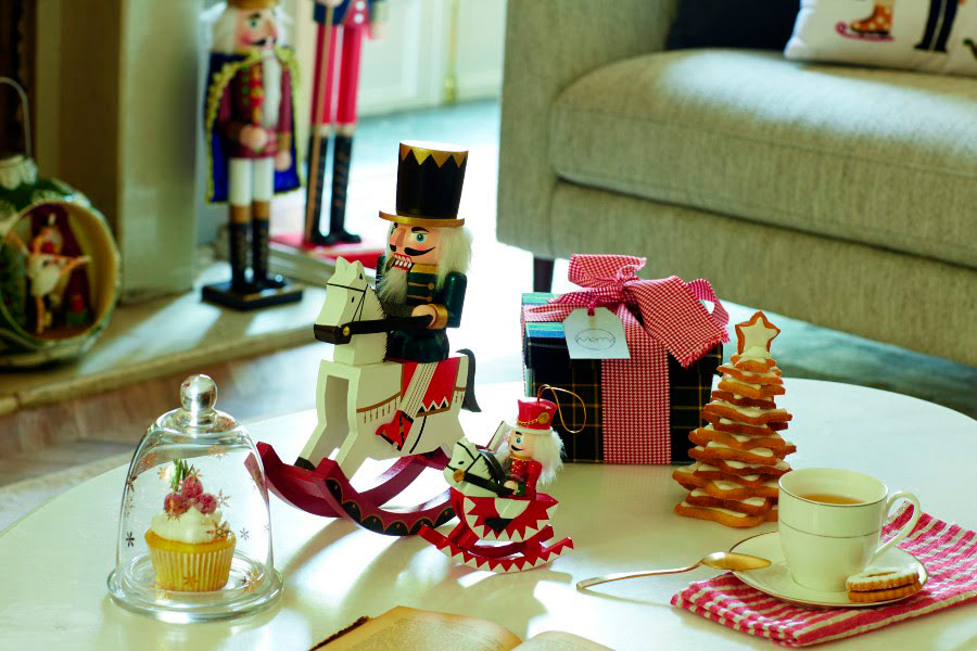 ideas de decoración Navidad