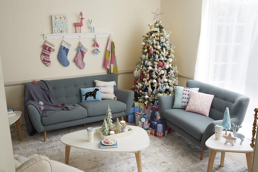 tendencias Navidad 2020 decoración
