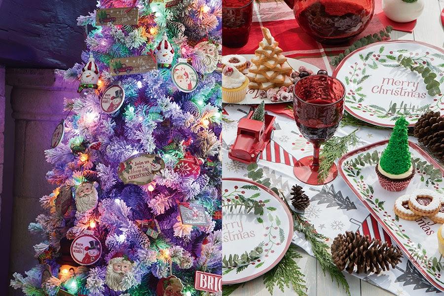 tendencias navidad decoración del árbol