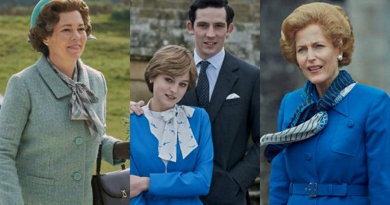 personajes de the crown 4 en la vida real quien es quien
