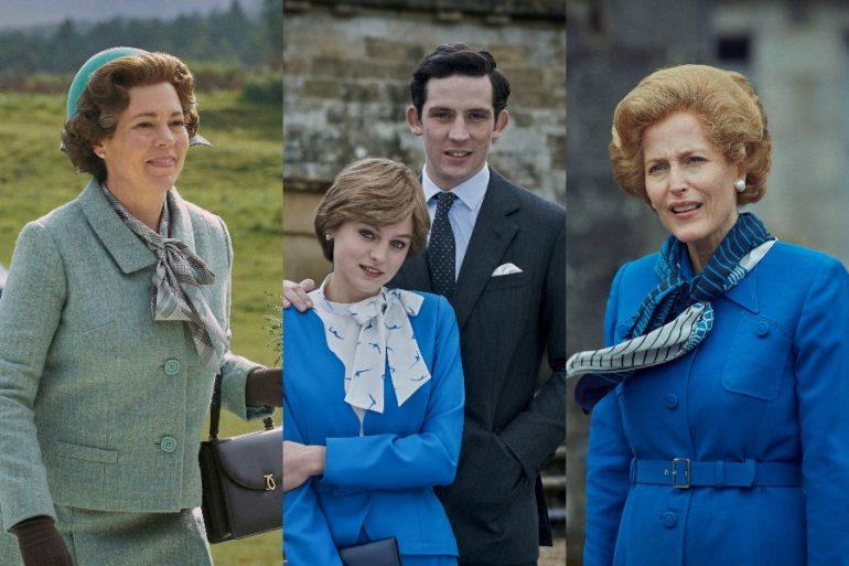 The Crown 4: Personajes de la serie de Netflix en la vida real - Vanidades