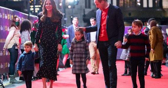 William y Kate, envueltos en polémica por reunión familiar pese a restricciones