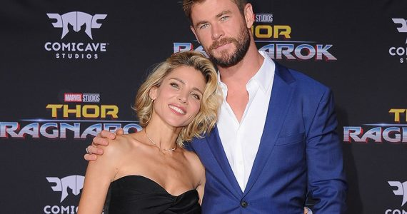 Elsa Pataky y Chris Hemsworth celebran 10 años de amor