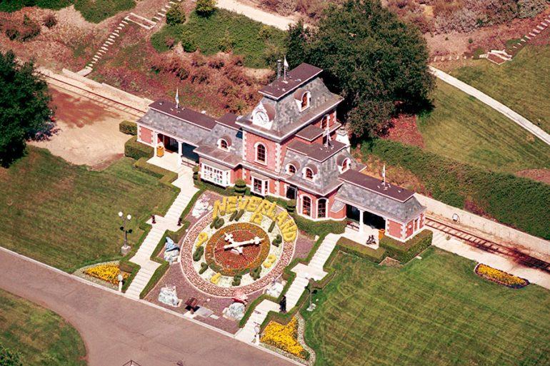 Neverland, el rancho de Michael Jackson, tiene nuevo dueño