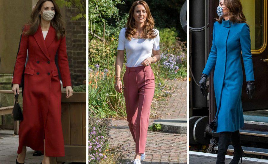 Kate Middleton es un icono ce la moda 2020