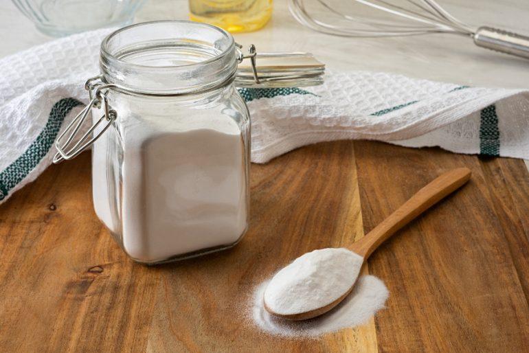 usos y beneficios del bicarbonato de sodio en el hogar