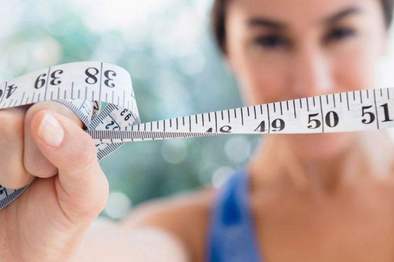 pérdida de peso mujer