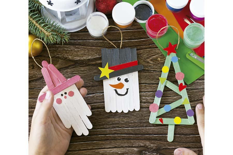 diy navidad con niños