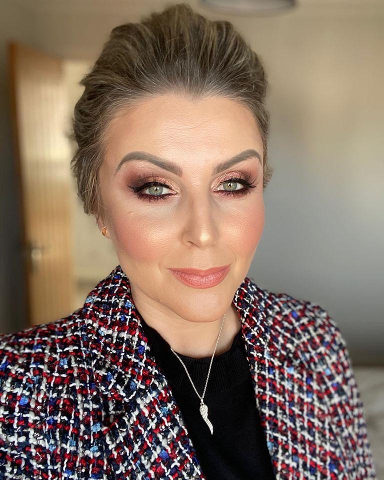 maquillaje festivo 2020