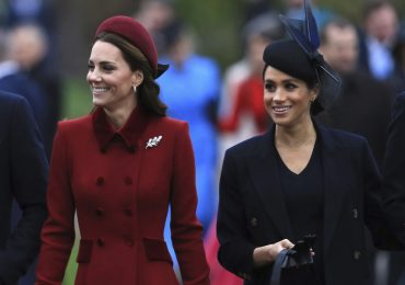 meghan y kate middleton royals