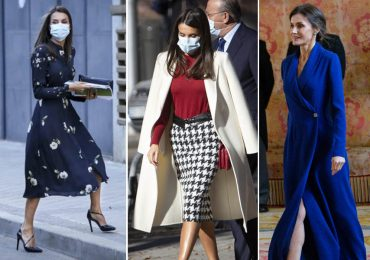 reina letizia fashion moda