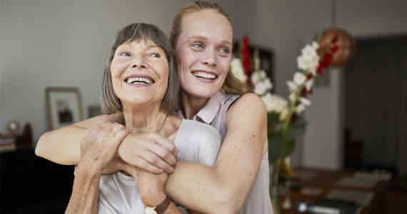 familia mujer sentido de comunidad