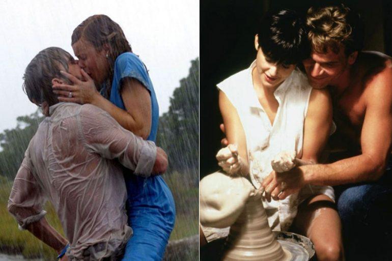 10 películas románticas y clásicas que puedes ver en Netflix