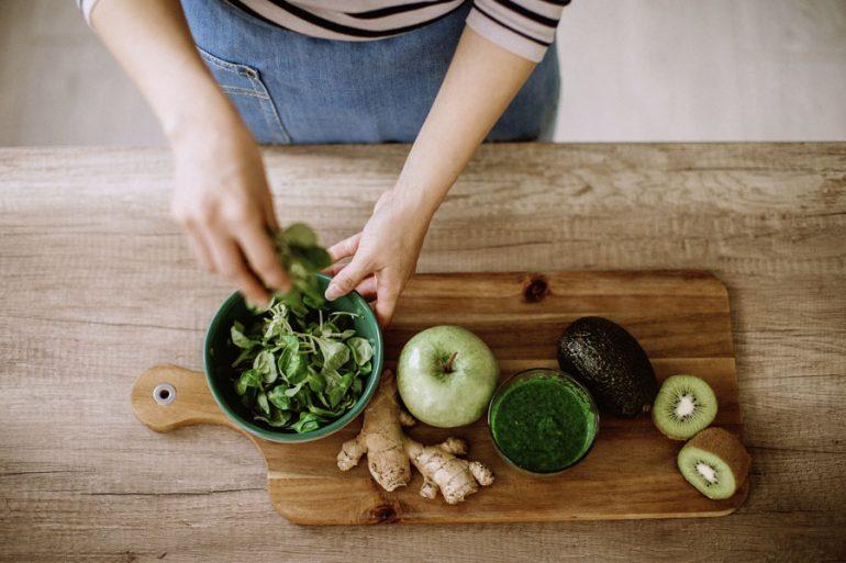 alimentos sitema inmunológico desayuno saludable comer