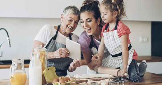 cocinar niños cocina beneficios