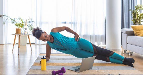 canales youtube mujer ejercicio en casa