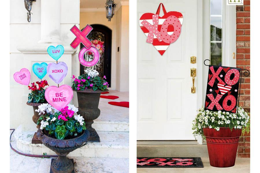 decoración de casa 14 de febrero san valentín