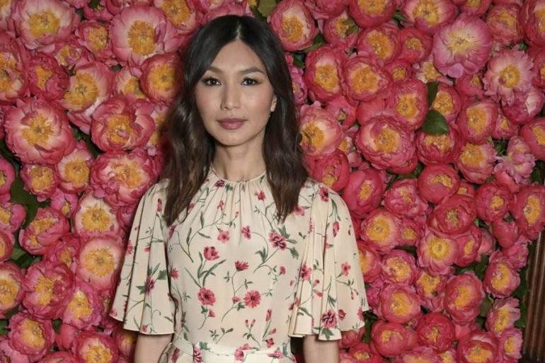Gemma Chan rutina de belleza y vida personal