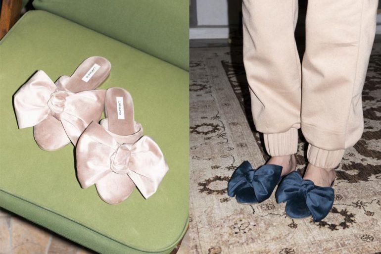 slippers afelpadas sandalias