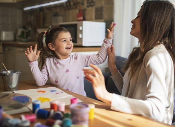 niños actividades familia emociones blue monday