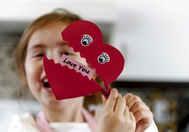 plateras san valentín familia diy
