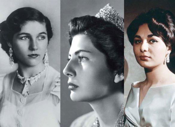 reinas persas historia irán