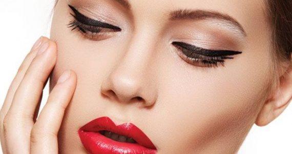 labios rojos rojo