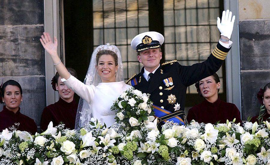 Máxima y Guillermo de Holanda: icónicos invitados y looks de la royal wedding