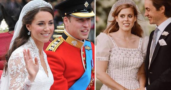 boda kate middleton beatriz de york
