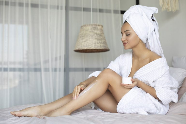 crema corporal beneficios cremas