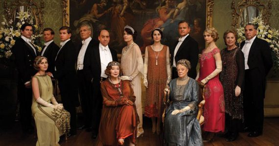 downton abbey segunda película