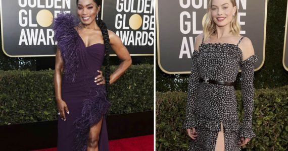golden globes 2021 moda red carpet looks