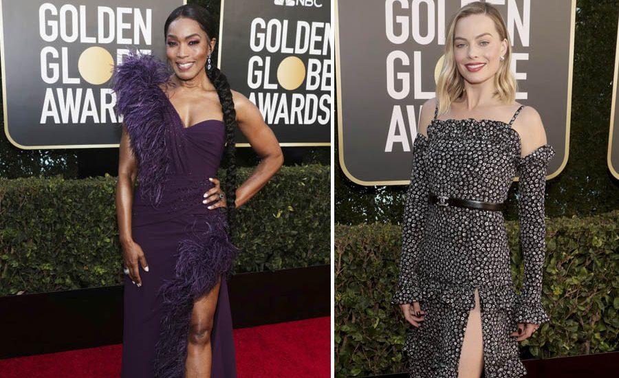Emma Corrin, Margot Robbie, Cate Blanchett y más de los mejores looks de los Golden Globes 2021.