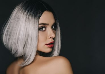 smokey hair cabello canas