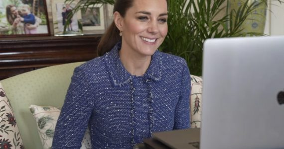 kate middleton tweed