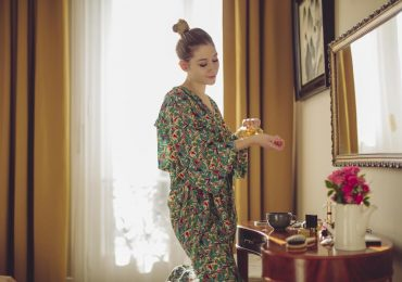 usar perfume en casa fragancias mujer