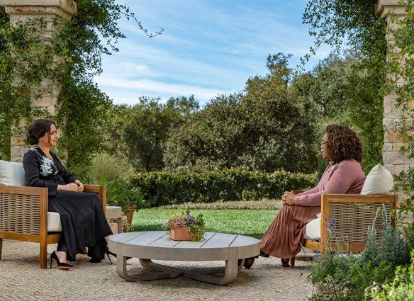 La entrevista de los Sussex con Oprah Winfrey es más grande que Diana...