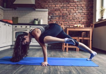 barre ejercicios isométricos pilates yoga y ballet en casa workout