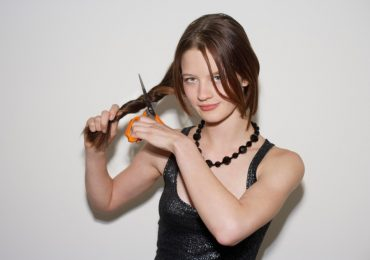 cómo cortarse el cabello