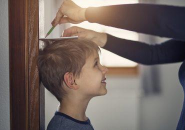 desarrollo crecimiento niños familia