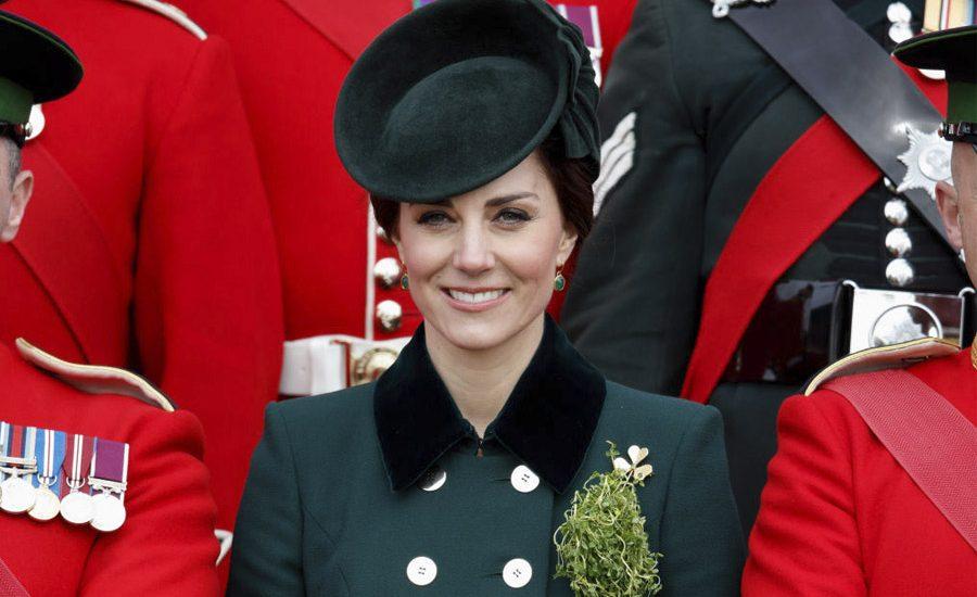 ¿Qué ha lucido Kate Middleton para el Día de San Patricio?