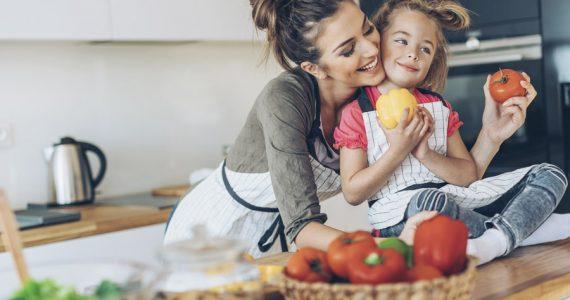 alimentos y colores comida
