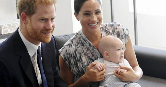 archie meghan harry duques de sussex segundo parto