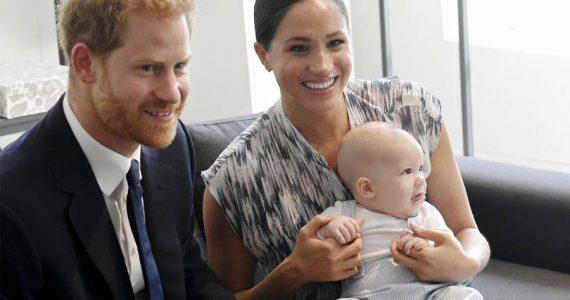 archie meghan harry duques de sussex segundo parto