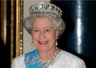 Joyas de la reina Isabel II