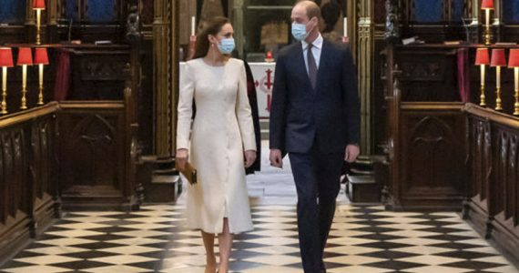 kate middleton y william westminister