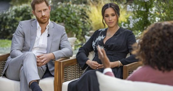 meghan markle harry oprah