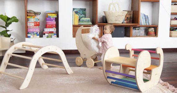mobiliario desarrollo niños