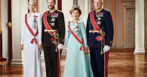 Monarquía de Noruega: historia y plebeyas de los reyes noruegas (Cenicientas de la realeza)